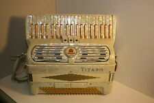 Titano 120 Bass Accordion Used