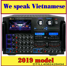 "IDOLmain IP-7000 II 8000W Pro KARAOKE Amplifier EQ, 7"" LCD & Recorder /bluethoot"