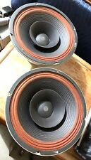 Pair of Classic  EV Electro Voice SP12, 12 inch Woofers, Sound Great, 16 ohms