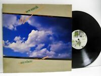 NEW MUSIK anywhere LP EX/VG+, GTLP 044, vinyl, album, uk, 1981, synth pop, rock,
