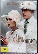 THE GREAT GATSBY - Robert Redford, Mia Farrow, Bruce Dern - DVD