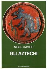 Davies Nigel GLI AZTECHI