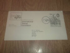 FIRST DAY COVER ROYAL MAIL INTERNATIONAL STAMP EXHIBITION ~ 9 APRIL 1980