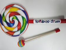 Lollipop Drum ( great for Autism ASD,ADD,ADHD