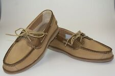 Timberland Boat Shoes 2-Eye Canvas Men Moccasins Shoes 95573