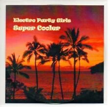(AC92) Super Cooler, Electro Party Girls - DJ CD