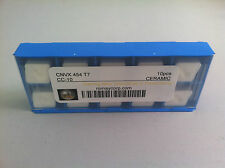 CNVX 454 T7 CC-10 Dimpled White Ceramic Insert
