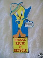 BOOKBITES BOOKMARK WARNER BROS  TWEETY BIRD
