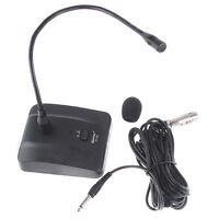 Professional Desk Standing Microphone Adjustable Condenser MIC with 7M Cable