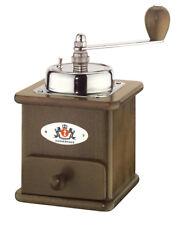Zassenhaus Kaffeemühle Kurbelmühle Handmühle Mühle Brasilia Buche gebeizt neu