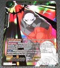 Absolute Justice Jiren TB1-081 SR Dragon Ball Super TCG NEAR MINT