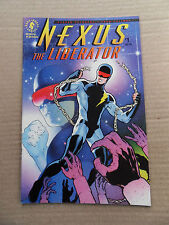 Nexus : The Liberator 1 of 4 . Dark Horse 1992 - VF