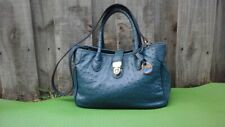 DOONEY & BOURKE VTG Women's Ocean Ostrich Leather Handbag Shoulder Bag Purse