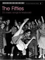 The Easy Keyboard Library The Fifties Learn to Play Keyboard MUSIC BOOK