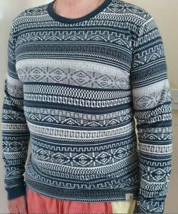 Carhartt Welton T Shirt Size Small Long Sleeve Thick Cotton Blend