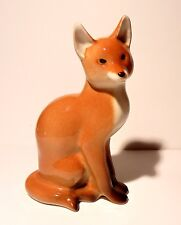 Fuchs,Porzellan Figur, Lomonosov, IFZ, russische Porzellan