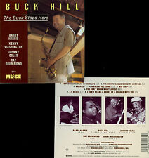 BUCK HILL  the buck stops here  JOHNNY COLES