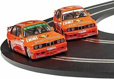 BMW E30 M3 Team Jagermeister Twin Pack 1:32 Scalextric Cars