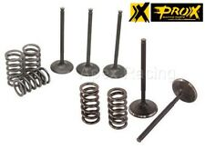 Yamaha 2001-2013 YZ250F ProX Complete Intake and Exhaust Valves w/ Springs Kit