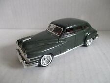 Solido chrysler Windsor 1946 verde oscuro 1/43