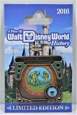 Disney Piece of History 2017 20000 Leagues Under the Sea 3-D Pin LE 1500 NEW