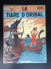 la tiare d'Oribal Alix Jacques Martin Casterman  1966 Couv Redessinée TBE