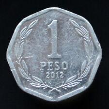 Chile 1 Peso 2006. km231, South America coin