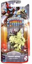 Glow in the Dark Fright Rider Skylanders Giants PS3 Wii Xbox SwapForce Trap Team