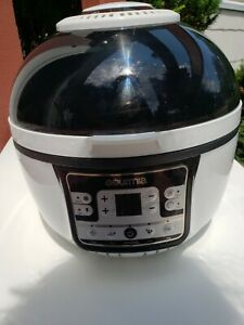 Gourmia Turbo XP Free Fry Cook Center Nice Condition Complete GTA2500