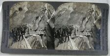 1910's Keystone Stereoview~In The Heart of Box Canyon Colorado