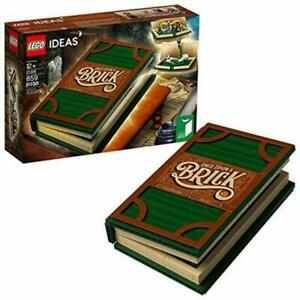 LEGO 6248011 Ideas 21315 Pop-up Book Building Kit