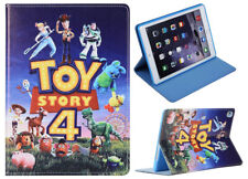 For Apple iPad mini 1 2 3 4 5 Toy Story 4 Cartoon Disney Smart Stand Case Cover