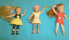 McDonald's American Girl Dolls Set of 3 Isabelle