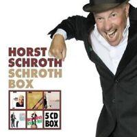 "HORST SCHROTH ""SCHROTH BOX"" 5 CD NEU"
