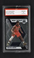 2019/19 Zion Williamson Panini Mosaic Rookie 1st Graded 10 N.O. Pelicans RC Card