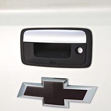 2014-2018 Silverado Sierra Chrome Tailgate Handle 84203904 For Use W/ Camera OEM