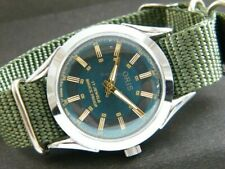 AWESOME ORIS army style vintage 1195/18 oversize40mm!