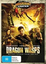 Dragon Wasps (DVD, 2013)
