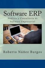 Software ERP : Análisis y Consultoría de Software Empresarial by Roberto...