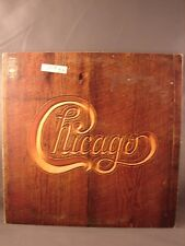 LP CHICAGO V (5) 1972 USED VINYL CBS ENGLAND S 69018 SHOWS A LOT OF WEAR!