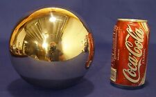6 Inch Sphere Tesla Coil Top Load  for Neon Transformer