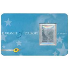 Blister 4242 / 193 - Marianne de Beaujard - Gravure argent 999ème - 2008