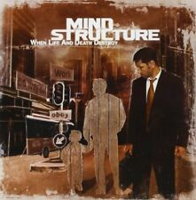 Mind Structure - When Life And Death Destroy [CD]