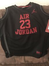 Air Jordan Jersey Youth Size 7 Retails For $43