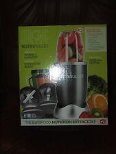 NutriBullet 12-Piece Nutrition Extractor,Blender,Juicer, NBR-12 GRAY COLOR