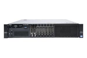 Dell PowerEdge R820 4x 8-Core E5-4640 2.40GHz 256GB Ram 2x 300GB HDD 2U Server