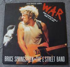 Bruce Springsteen, War,  Maxi Vinyl  Holland