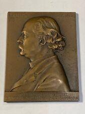 Médaille Louis Liard Université Française Bronze (59-37/P10/A10)