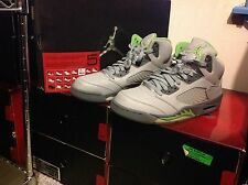 MEN NIKE AIR JORDAN RETRO 5 BASKETBALL SHOE SIZE 9.5 DEADSTOCK 100% AUTHENTIC