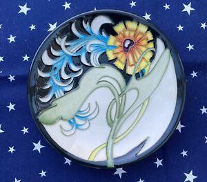 Moorcroft Lily Plume Dish 2006